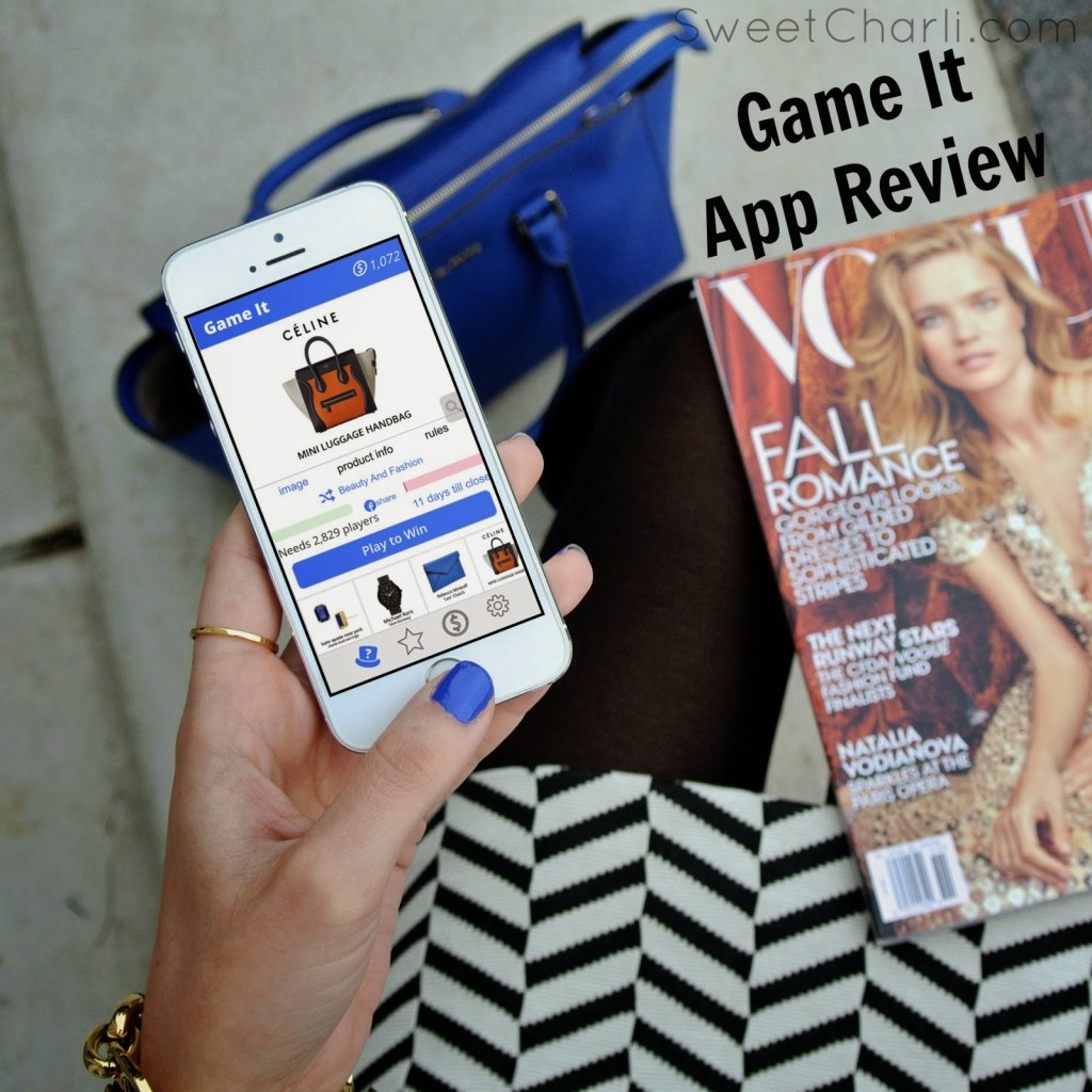 'Game It' Social Shopping App Review
