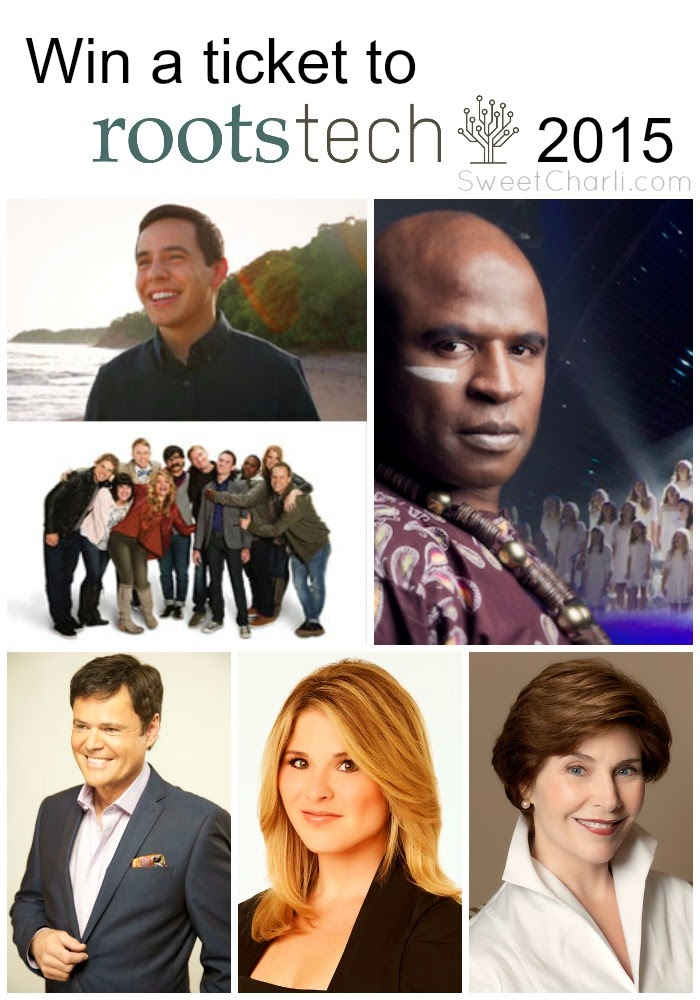 4 Free Tickets to Roots Tech Conference – Giveaway!