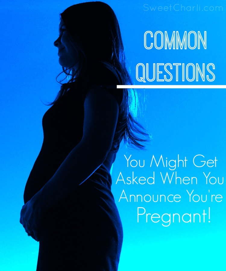 Common questions to expect when you announce you're pregnant.