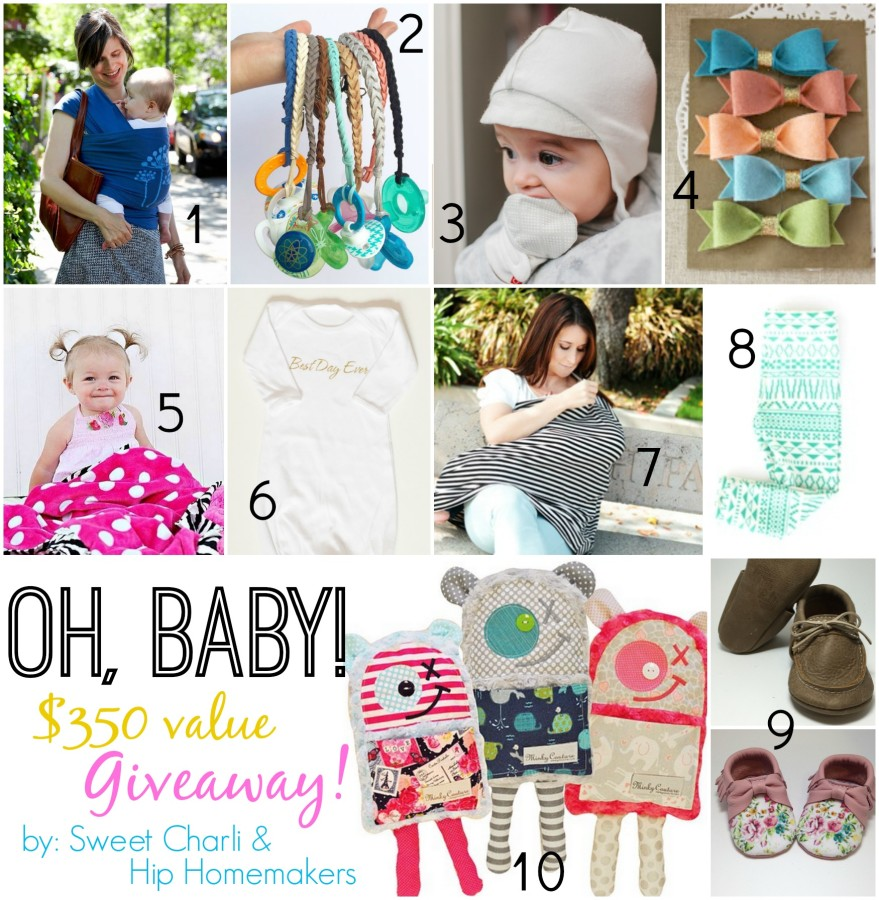 ultimate baby giveaway