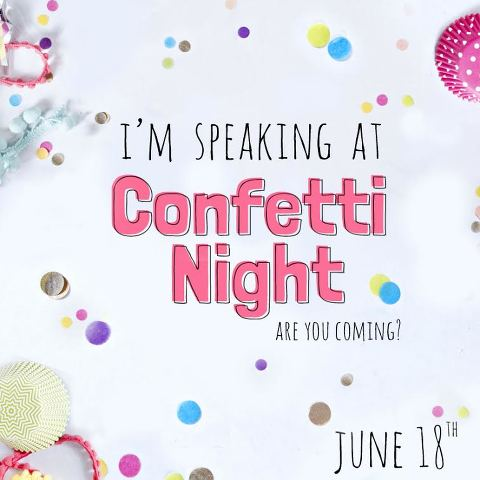Confetti Night