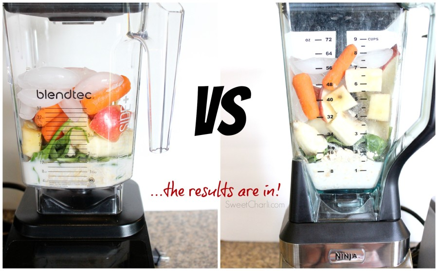 Blendtec vs Ninja, the results are in!