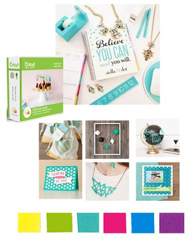 cricut summer vinyl pack - Cricut Vinyl Colors