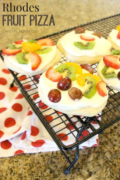 rhodes fruit pizza recipe