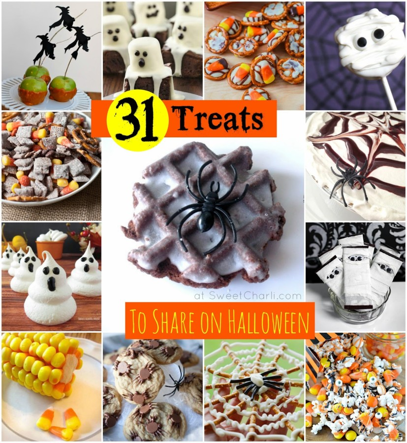 Halloween Treat – 31 Ideas