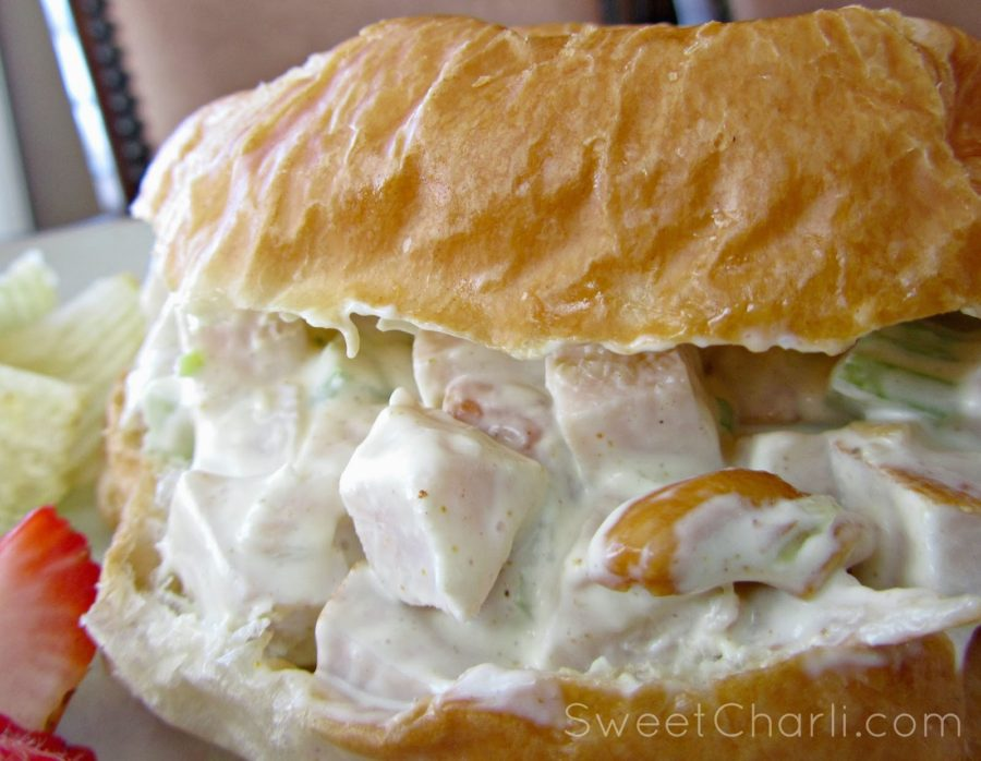 Turkey Salad Croissant Recipe – The Greenery Restaurant