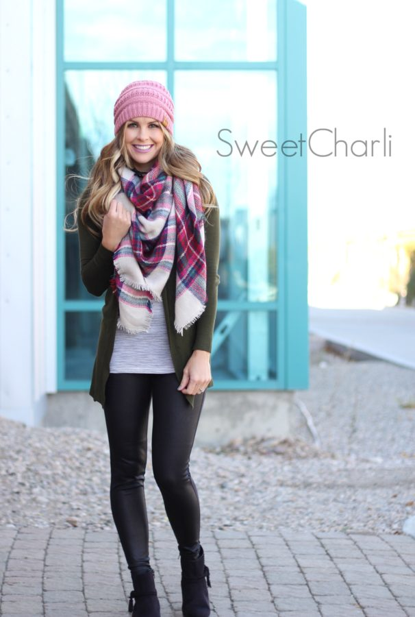 cardigan favorite beanie scarf black friday