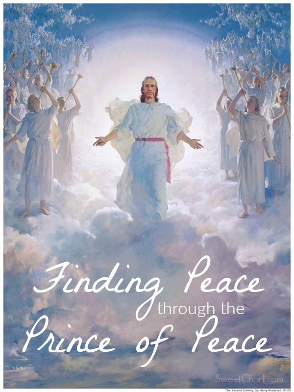 Prince of Peace – finding peace this easter season