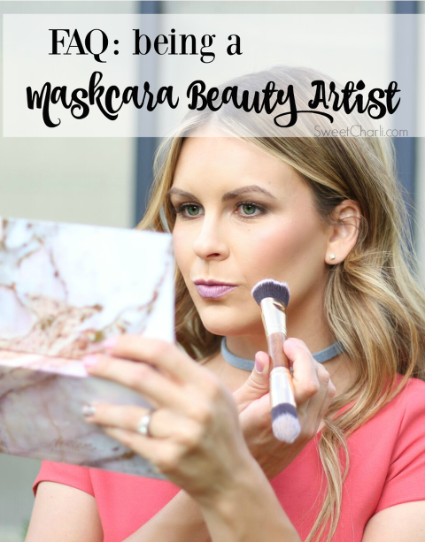 questions about being a Maskcara artist