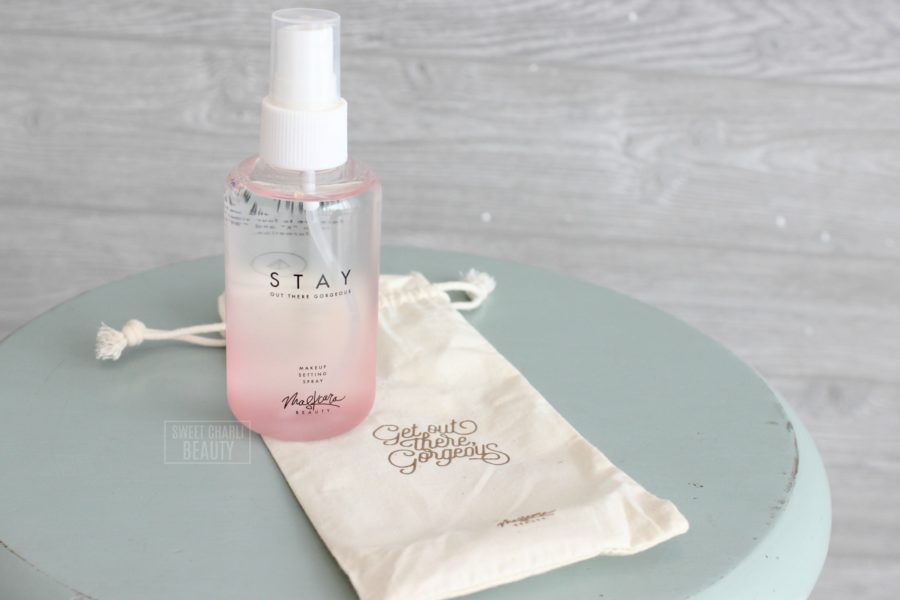 maskcara STAY setting spray