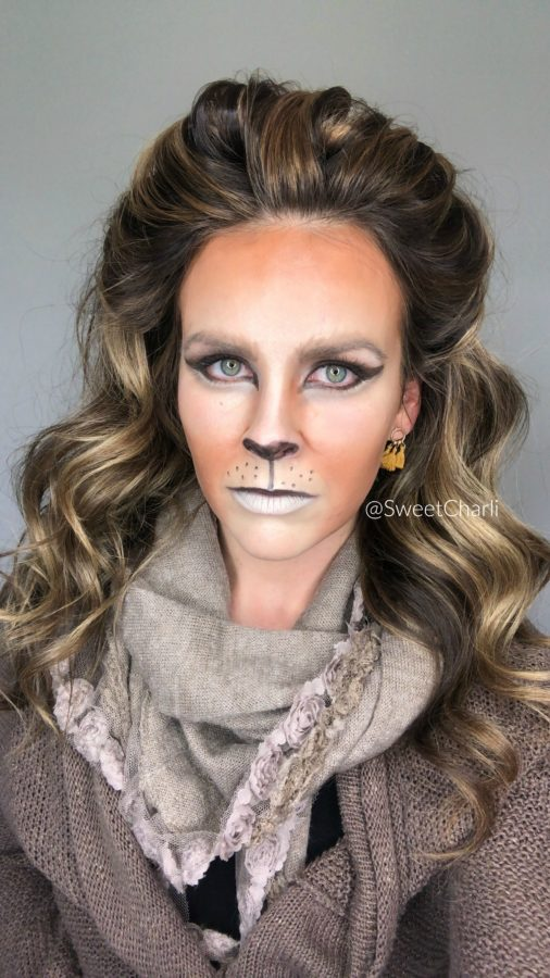 Easy Lion Makeup Tutorial