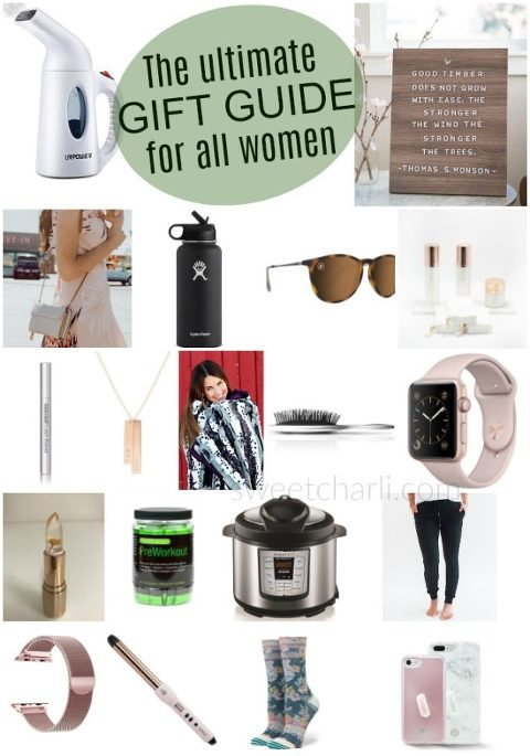 what women want for christmas